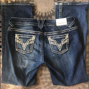 Vigoss Chelsea Boot Cut Jeans